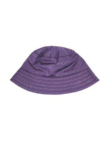 Karamela Şapka Mor